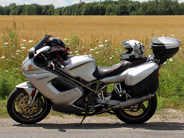 Sports Touring Motorcycles