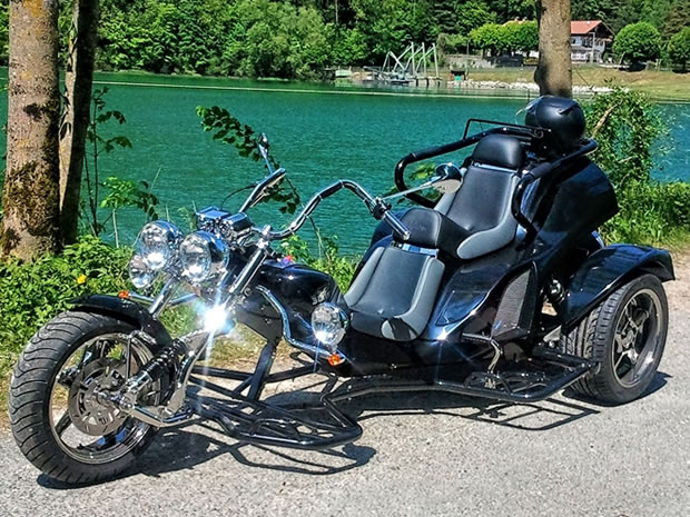 Motorcycles Trikes For Sale